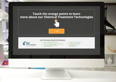 Trojan Technologies Kiosk App