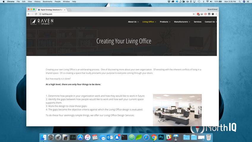 Living Office - Raven Studio
