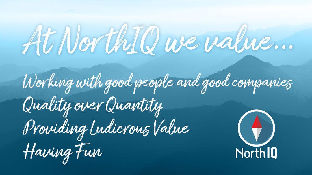 NorthIQ Values – Revised