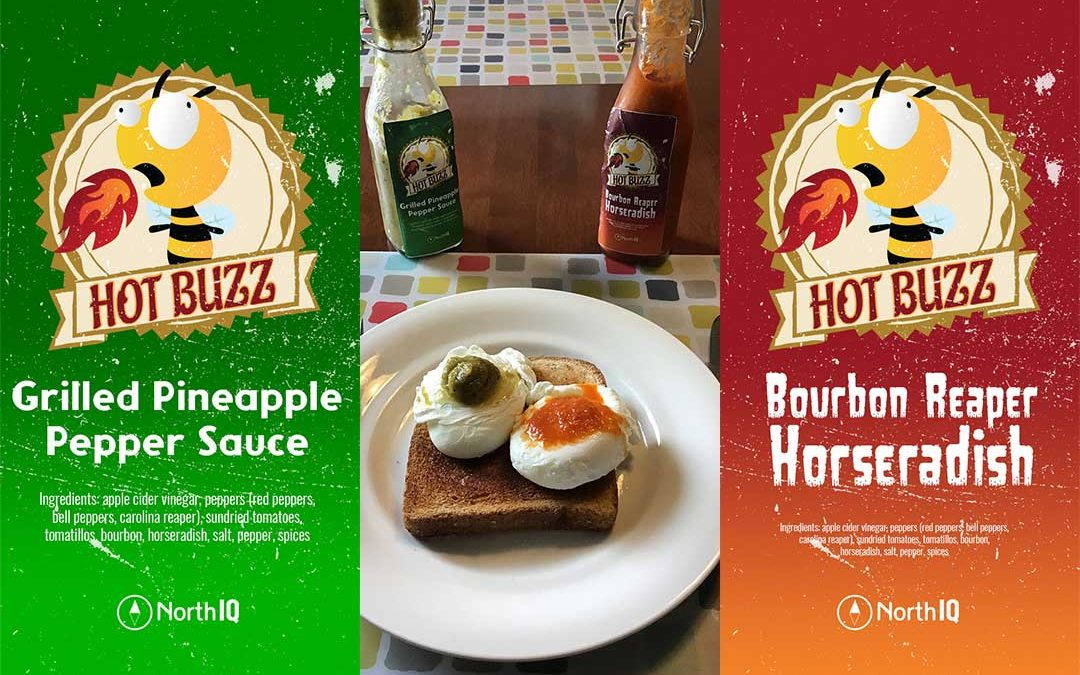 Two New Hot Buzz Sauces – Recipes Included