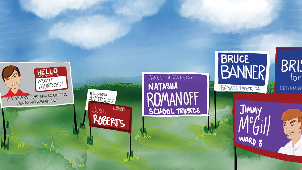 The Psychology of the Lawn Sign